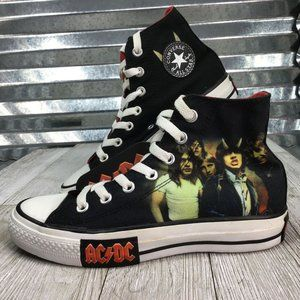 ACDC Converse Chuck Taylor Limited Edition
